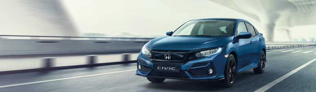 Civic Hatchback 2020